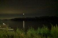unsere Ankunft in Hainburg an der Donau